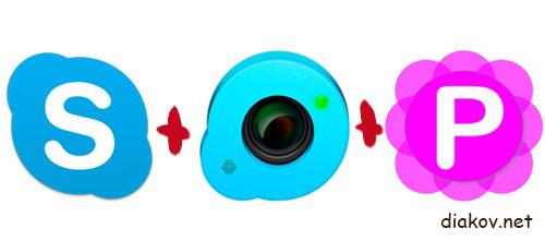 Skype 6.20.73.104 Final + Pamela + Evaer Video Recorder