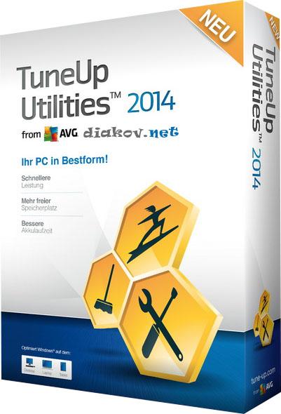 TuneUp Utilities 2014 14.0.1000.296 Final