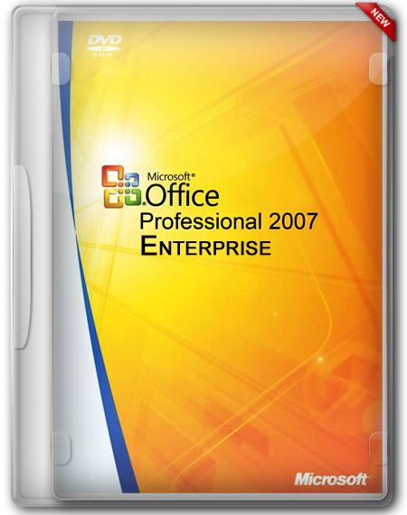 Microsoft Office 2007 Enterprise SP3 12.0.6683.5000