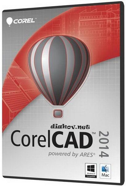 CorelCAD 2014.5 build 14.4.51