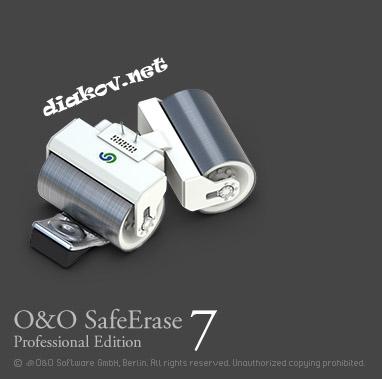 O&O SafeErase Professional 7.0 Build 201