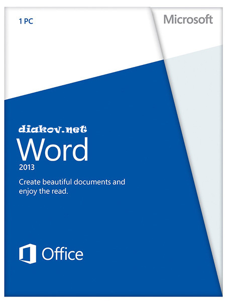 Microsoft Word 2013 SP1 15.0.4623.1000