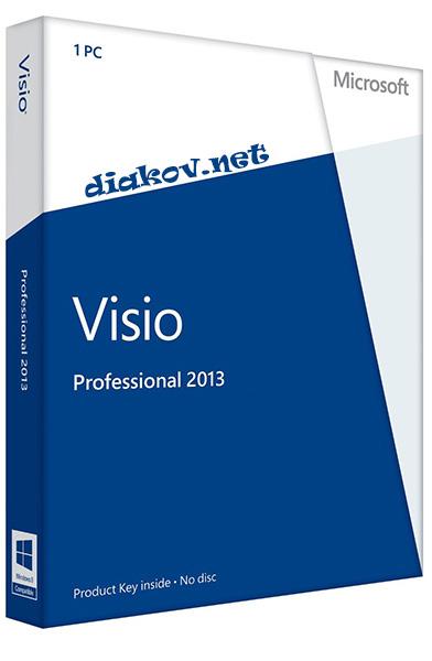 Microsoft Visio Professional 2013 15.0.4753.1000 SP1