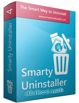 Smarty Uninstaller 4.6.0 x86