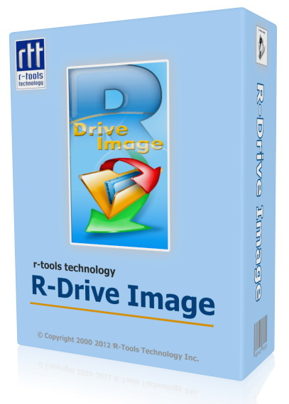 R-Drive Image 6.1 Build 6107 + BootCD
