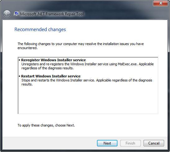 Microsoft .NET Framework 1.1 - 4.7 Final