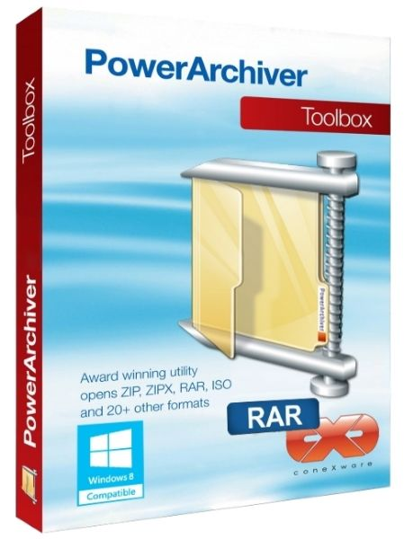 PowerArchiver 2016 Toolbox 16.10.24