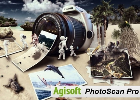 Agisoft PhotoScan Professional 1.2.5 Build 2680