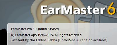 EarMaster Pro 6.1 Build 645PW