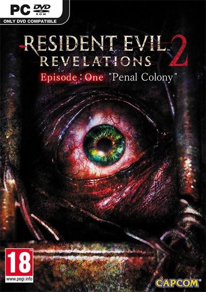 Resident Evil: Revelations 2 (2015/RUS/ENG/MULTI11)