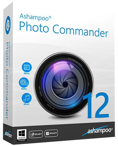 Ashampoo Photo Commander 12.0.9