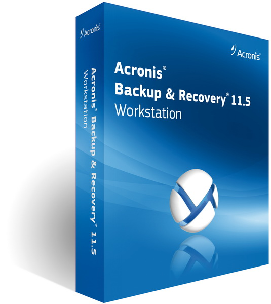 Acronis Backup Workstation / Server 11.5.43916 + Universal Restore