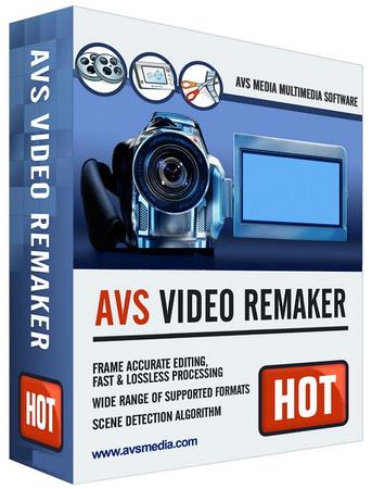 AVS Video ReMaker 4.4.1.167 Final
