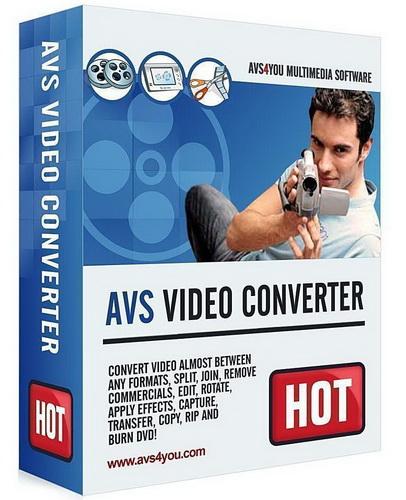 AVS Video Converter 9.3.1.588