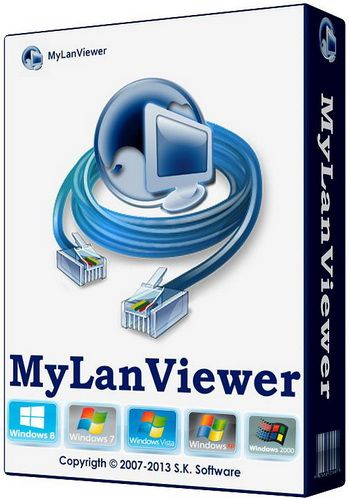 MyLanViewer 4.19.2 + Portable + Rus