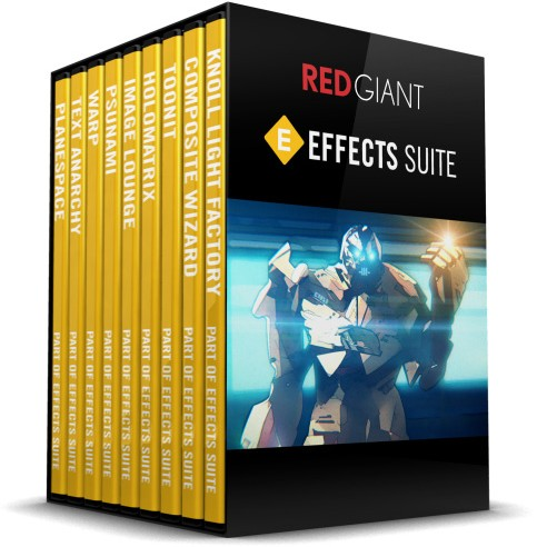 Red Giant Effects Suite 11.1.4