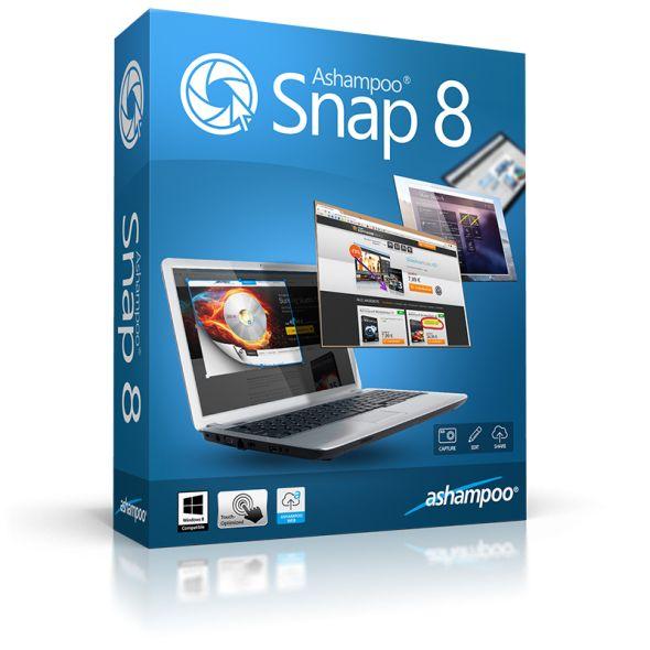 Ashampoo Snap 8.0.9