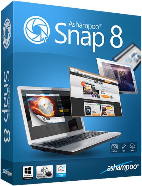 Ashampoo Snap 8.0.10
