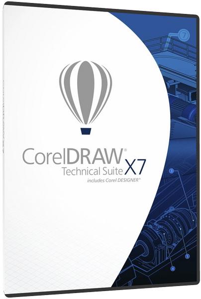CorelDRAW Technical Suite X7 17.6.0.1021 HF1