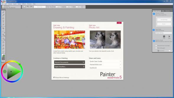 Corel Painter Essentials 5.0.0.1102 Hot Fix 1