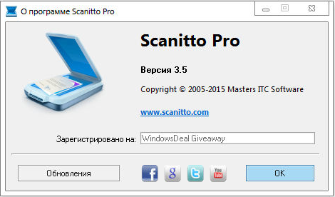 Scanitto Pro 3.5