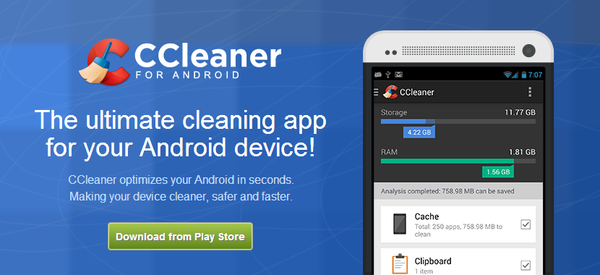 CCleaner 1.09.36