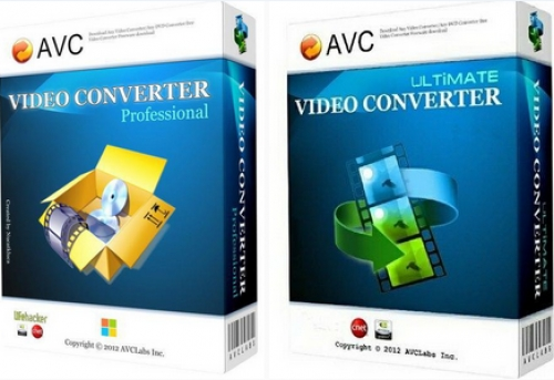 Any Video Converter Ultimate 5.7.9 / Professional 5.7.9