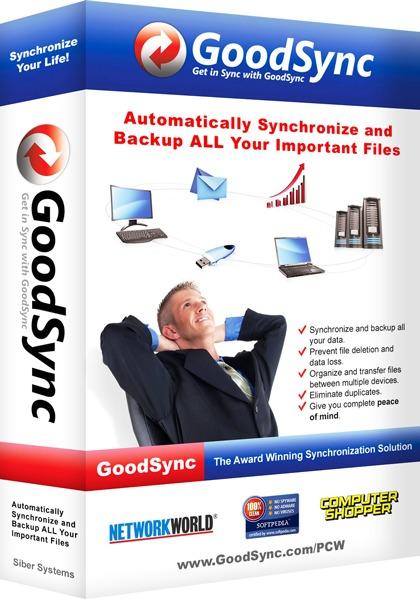 GoodSync Enterprise 9.9.23