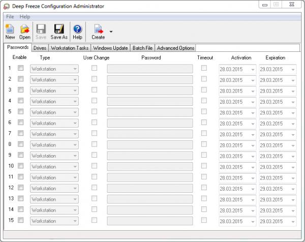 Faronics Deep Freeze Enterprise | Server Enterprise 8.22.220.4800 Final