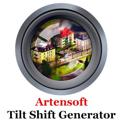 Artensoft Tilt Shift Generator 1.2.53