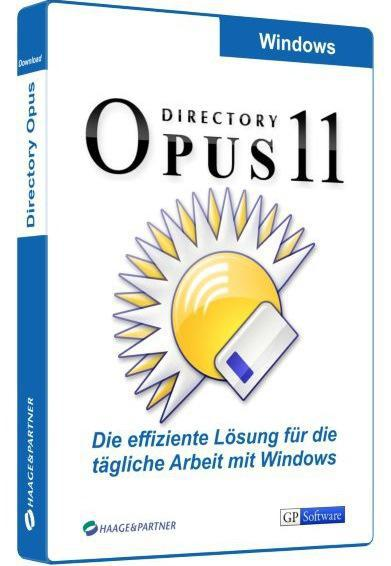 Directory Opus Pro 11.13 Build 5564 Final