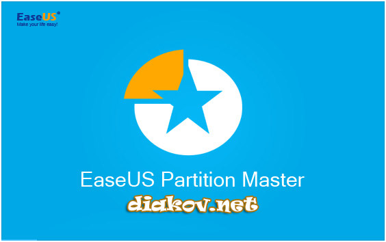 EASEUS Partition Master 12.10 Technician