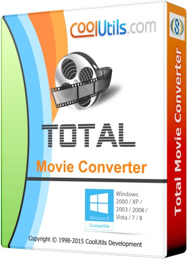 Coolutils Total Movie Converter 4.1.0.44