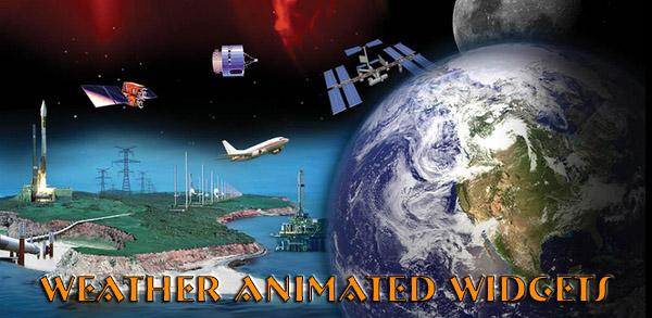 Weather Animated Widgets 6.40