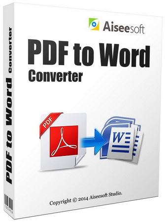 Aiseesoft PDF to Word Converter 3.2.38 + Rus