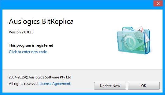 Auslogics BitReplica 2.0.0.13
