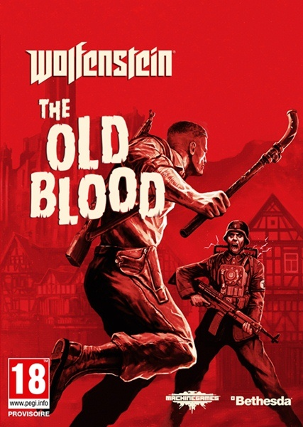 Wolfenstein: The Old Blood (2015/RUS/ENG/MULTi6/RePack)