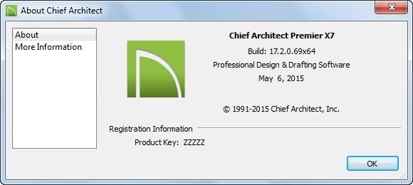 Chief Architect Premier X7 17.2.0.69