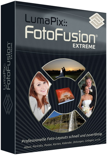 LumaPix FotoFusion 5.5 Build 110128 Xtreme Edition