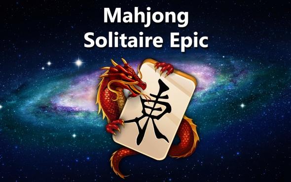 Mahjong Solitaire Epic Premium 2.0.3