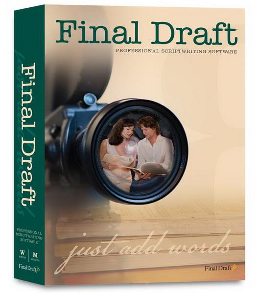 Final Draft 9.0.8 Build 190 Final