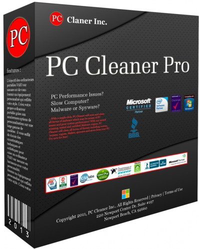 PC Cleaner Pro 2018 14.0.18.6.3