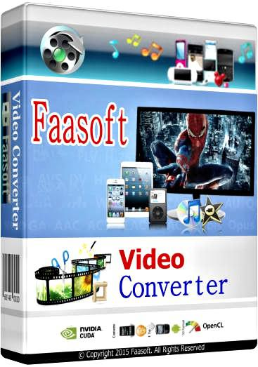 Faasoft Video Converter 5.2.24.5621 RePack