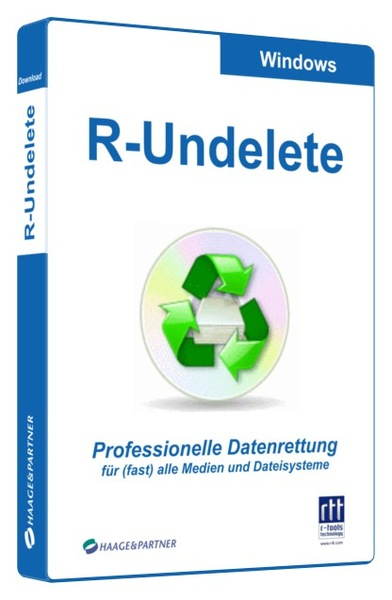 R-Undelete 5.1 Build 165337 + Portable