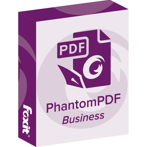 Foxit PhantomPDF Business 8.2.0.2192