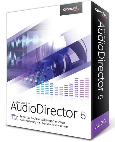 CyberLink AudioDirector Ultra 5.0.5611.0 + Rus