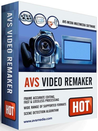 AVS Video ReMaker 5.0.2.175