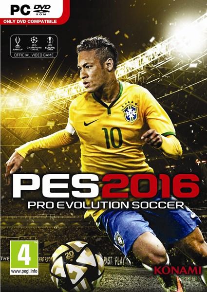 Pro Evolution Soccer 2016 (2015/RUS/ENG/RePack)