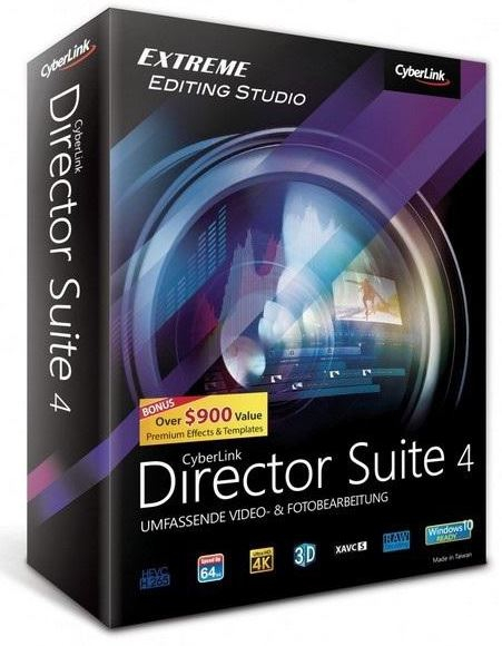 CyberLink Director Suite 4.0 + Rus