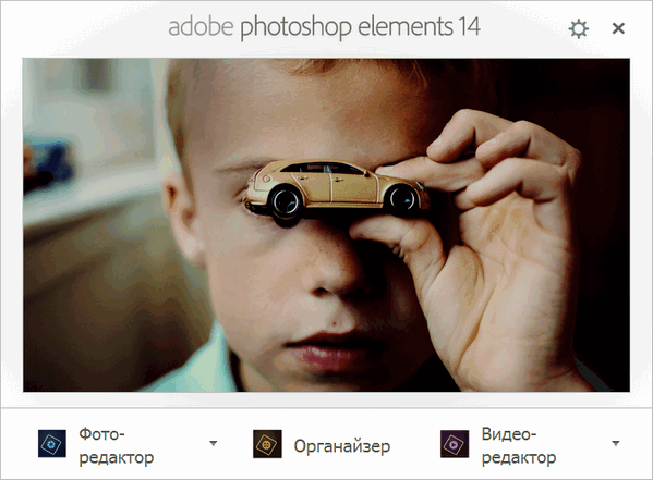 Adobe Photoshop Elements 14.0